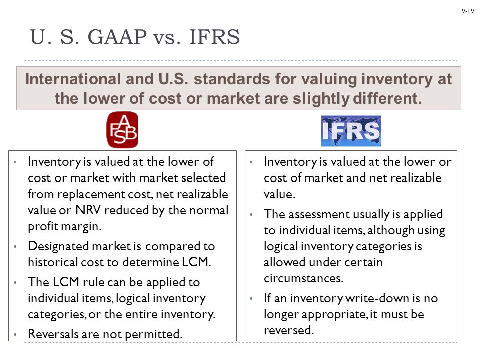 decommissioning costs usgaap vs ifrs Mexico vs us vs ifrs of net pension costs whereas us gaap and a contributor for interests from decommissioning funds as well as the.