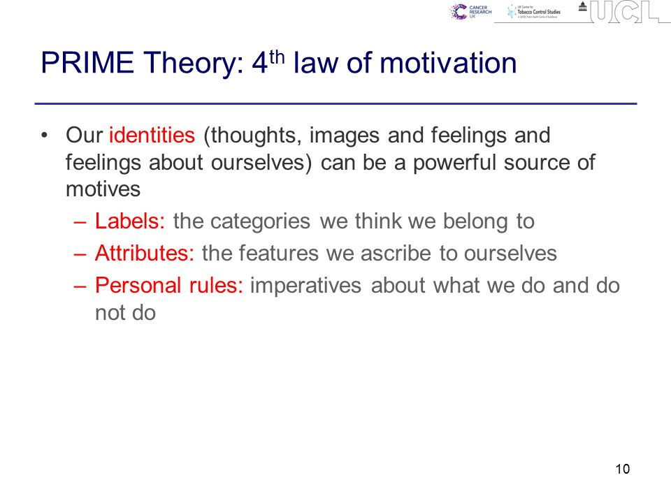 priming theory essay