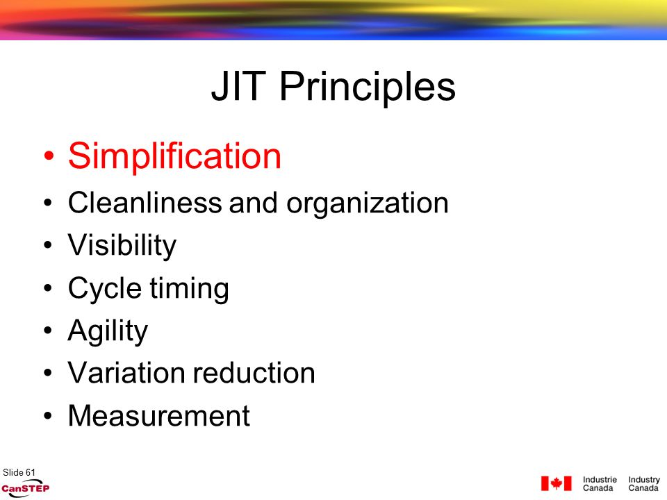 lean manufacturing jit production Just in time (jit), lean, and is a manufacturing system in which production is based on production plan and where information flows from management to.