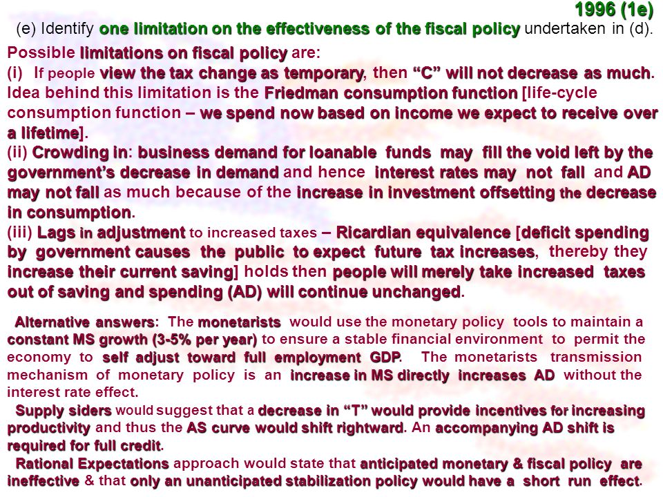 Mexico: Mexican monetary and fiscal authorities announce major changes in policy framework