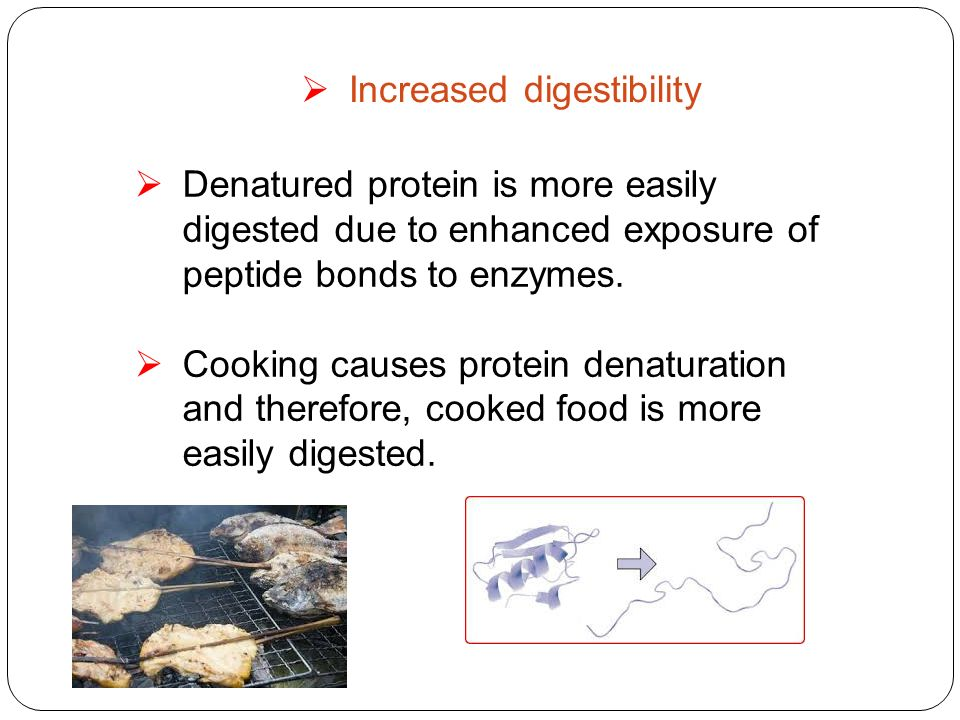 Physical And Chemical Properties Of Proteins Denaturation