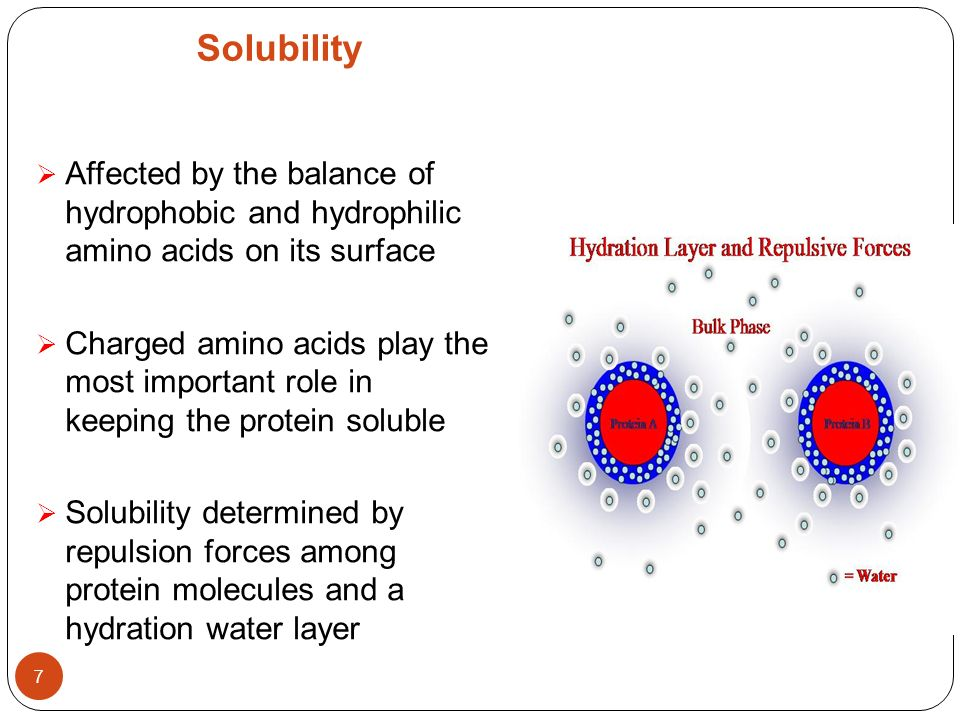 Physical and chemical properties of proteins. Denaturation. - ppt video online download