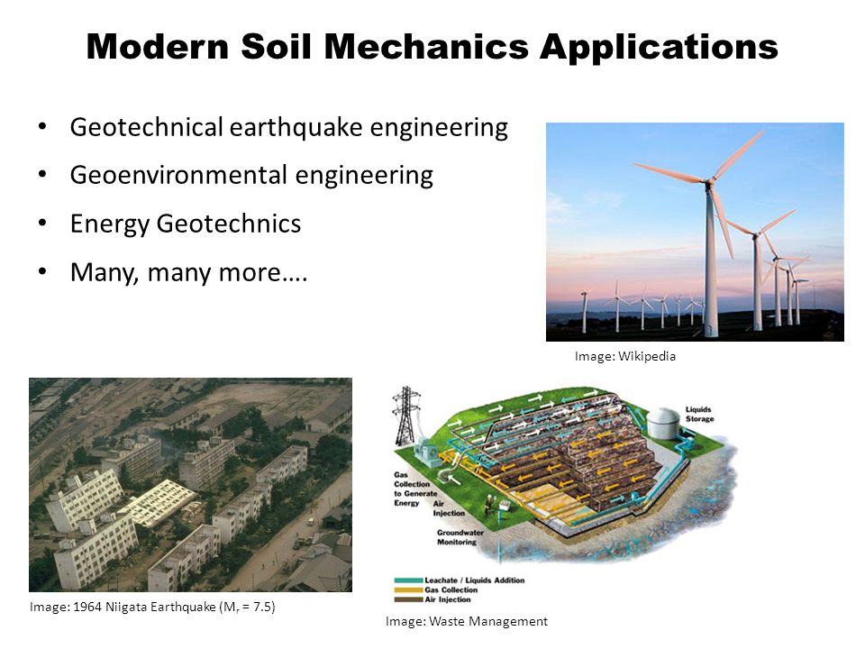 Gle cee 330 soil mechanics course introduction ppt for Physical properties of soil wikipedia