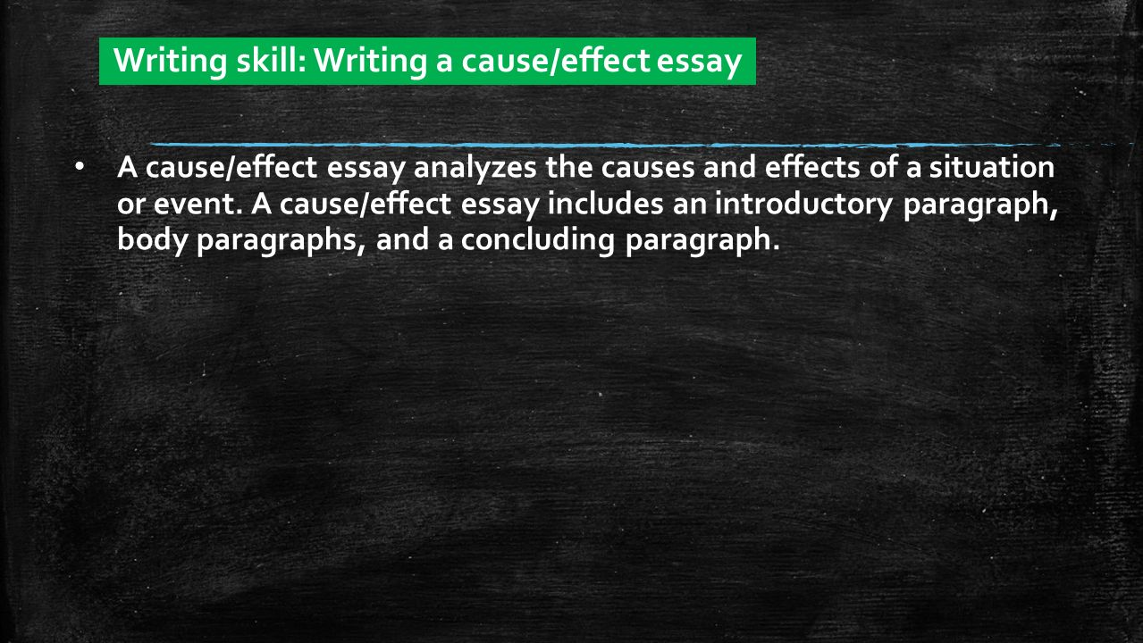 cause and effect essay about a historical event 42 cause and effect topics  each of them starts with the particular cause/effect of some events, relevant to the selected cause & effect essay topics that would be the main sentence the next thing a writer should do is mention the supporting evidence  historical cause and effect essay topics feminism's causes for the marriage.