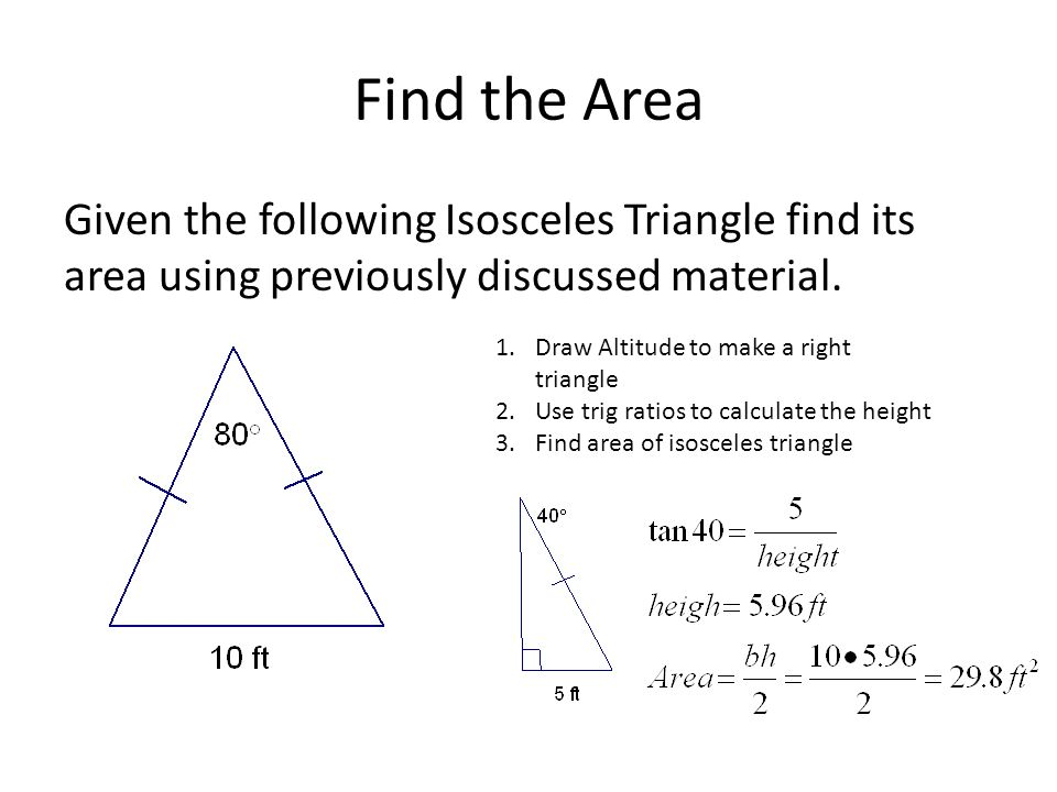 Regular polygons finding area ppt video online download 4 find the area ccuart Choice Image
