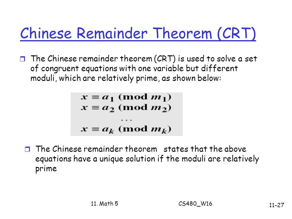 chinese remainder theorem 15th july, 2005 : poly_powerm is now corrected  so, for most reasonable cases of multiple roots including multiple real roots, poly_powerm should now work.