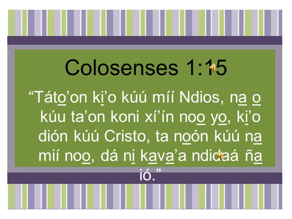 Colosenses 1:15