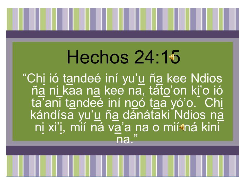 Hechos 24:15