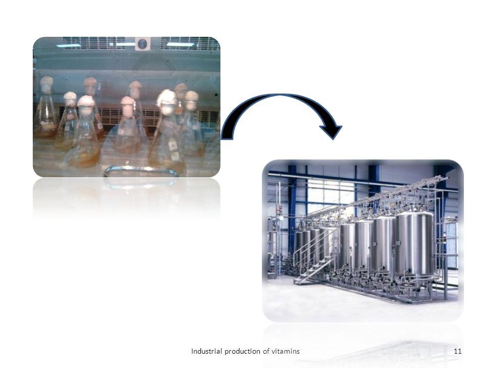 industrial production of antibiotics pdf