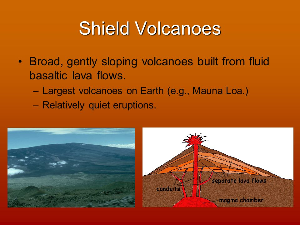 a study on andestic and basaltic volcanoes Chapter 05 description volcanoes total cards 30 basaltic andestic rhyolitic: term lava flows: definition largest of the 3 volcanoes created by multiple.