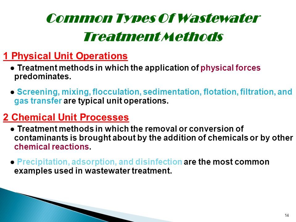 wastewater treatment biological and chemical processes pdf