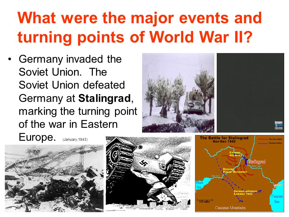 what were the turning point events that Turning point is one of military history's most beloved concepts but does it make sense some thoughts on the battle of el alamein in 1942.