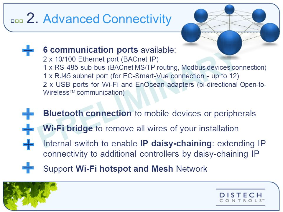 2.+Advanced+Connectivity competition analysis features & functions comparison ppt video bacnet ms/tp wiring diagram at soozxer.org