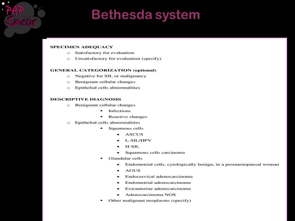 Bethesda system