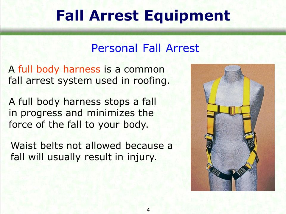 Roofing Fall Protection Ppt Download