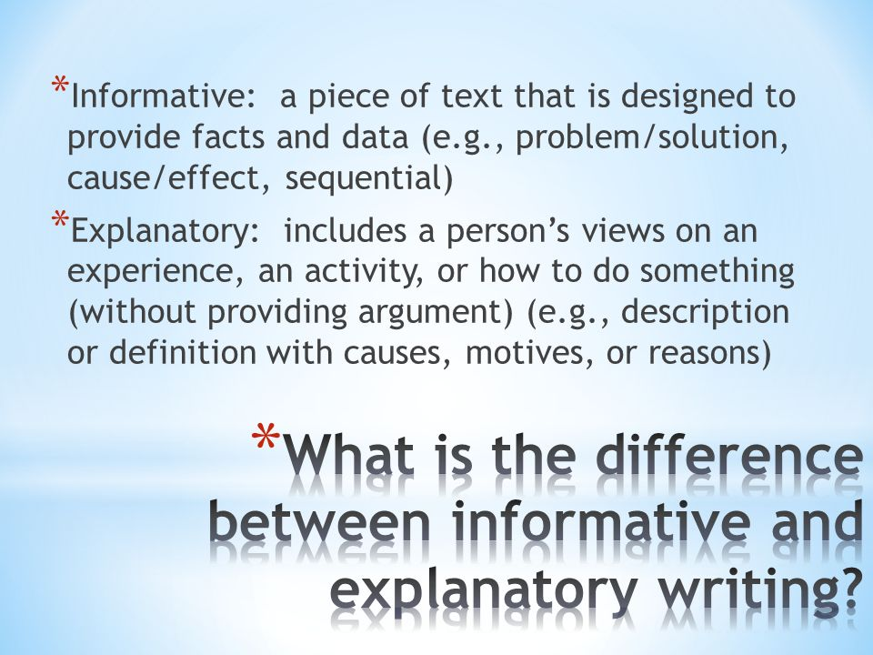 Difference Between Exploratory and Descriptive Research