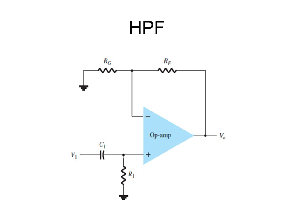 op amp 2 active filters