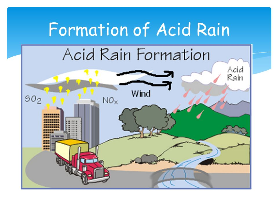 a discussion about the formation and effects of acid rain The effects of acid rain - the effects of acid rain can be seen in forests and on statues around the world learn about the effects of acid rain and acid rain corrosion.