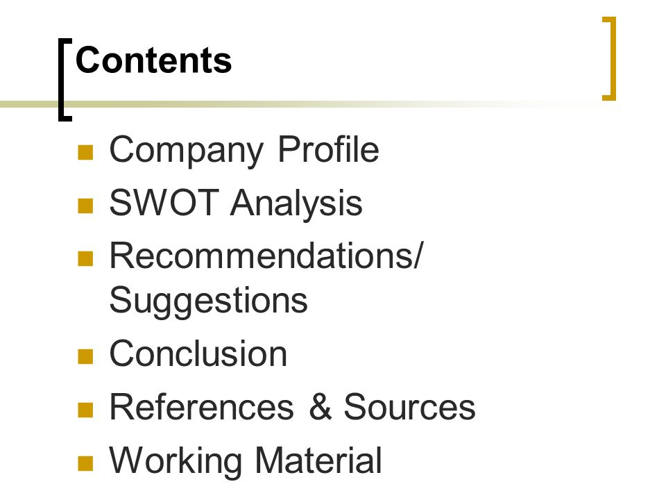 conclusion for dell swot analysis Swot analysis dell this case study swot analysis dell and other 64,000+ term papers, college essay examples and free essays are available now on reviewessayscom autor: review • march 11, 2011 • case study • 649 words (3 pages) • 2,253 views.