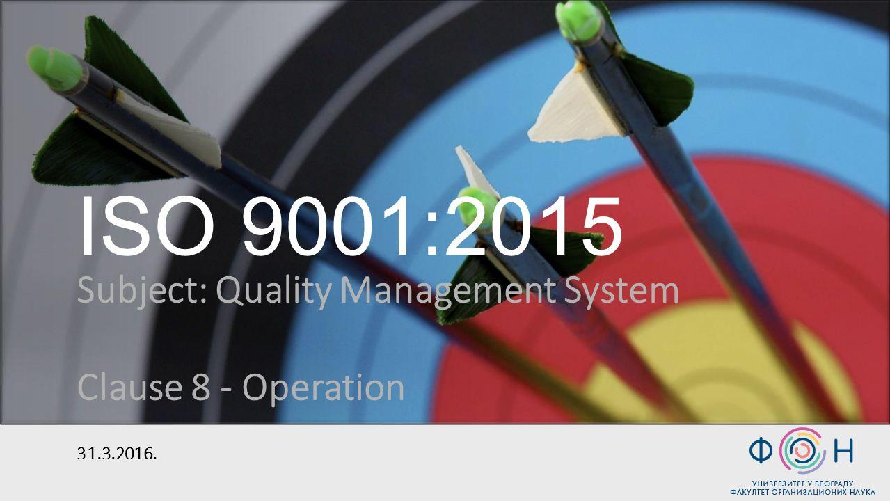 iso 9001 version 2015 draft pdf italiano
