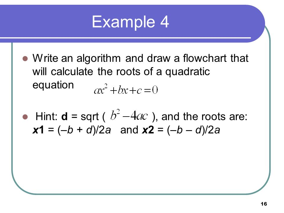 Write An Algorithm And Draw Flowchart To Find Square Root Of Number: Introduction to Flowcharts - ppt download,Chart