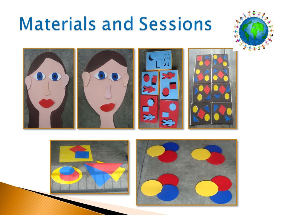 Materials and Sessions