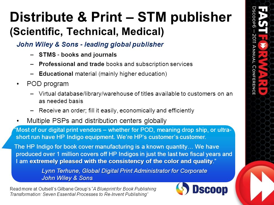 Publishing solutions hp and the future ppt download distribute print stm publisher scientific technical medical malvernweather Image collections
