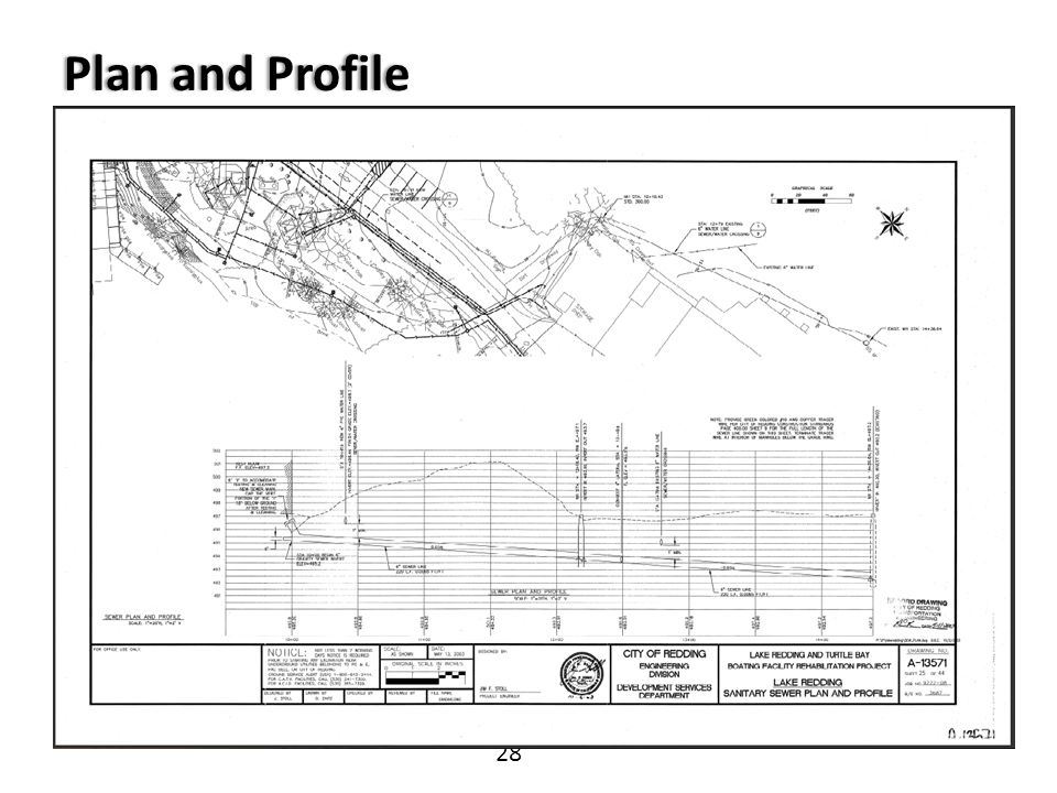 Elevation Plan And Profile : Cee senior capstone design types of construction