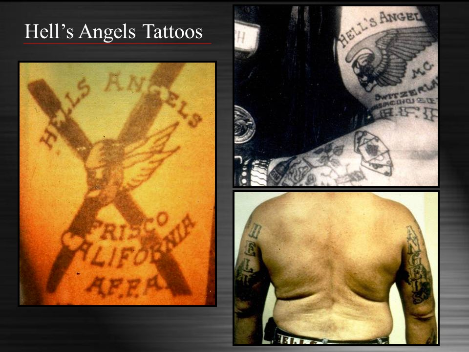 Updated 07 ppt video online download for Hells angels tattoos pics