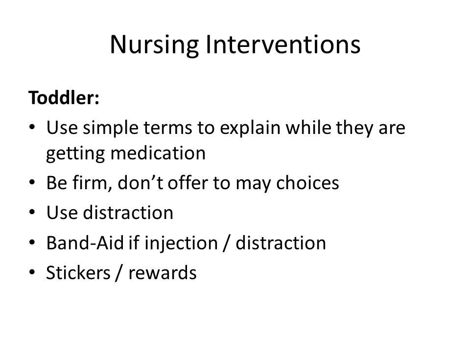 nursing interventions for toddler Nursing interventions for diabetes ] the real cause of diabetes ( recommended ) skip to content check your symptoms find a doctor sign in.