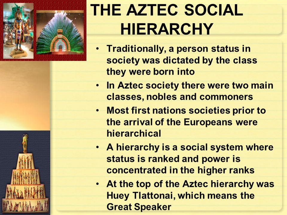 aztec women roles and society Aztec women roles and society essay 3083 words | 13 pages the roles of women are useful to historians because they provide an insight into the life experiences, cultures, thoughts, and every day life of a historical period.