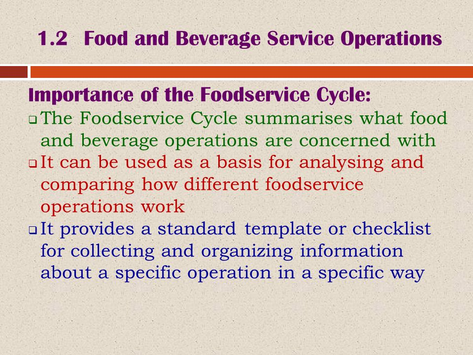 the importance of services quality in the service industry Applying importance-performance analysis as a service quality measure in food service industry as the global economy becomes a service oriented economy, food service accounts for over 20% of service revenue, with an annual growth rate of more than 3%.