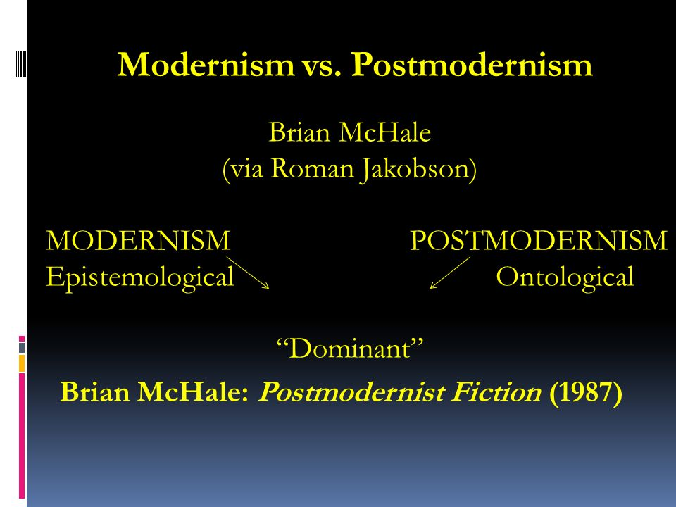 modernist ontology Request pdf on researchgate | sequence on modern ontology | this chapter summarises the theological and philosophical objections.