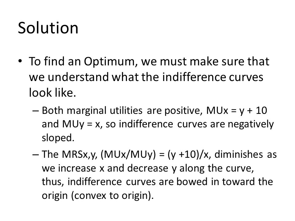 how to find mux and muy