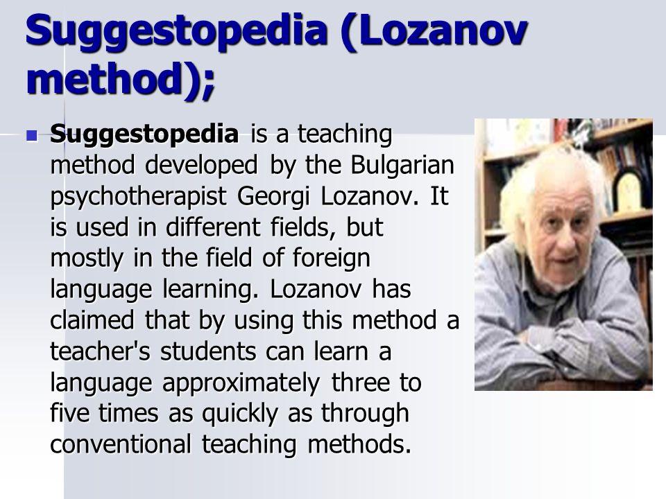 Blog archives collegepigi lozanov learning methods similar fandeluxe Choice Image