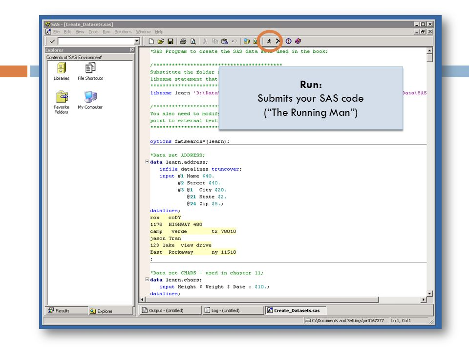 Based On Learning Sas By Example A Programmer S Guide