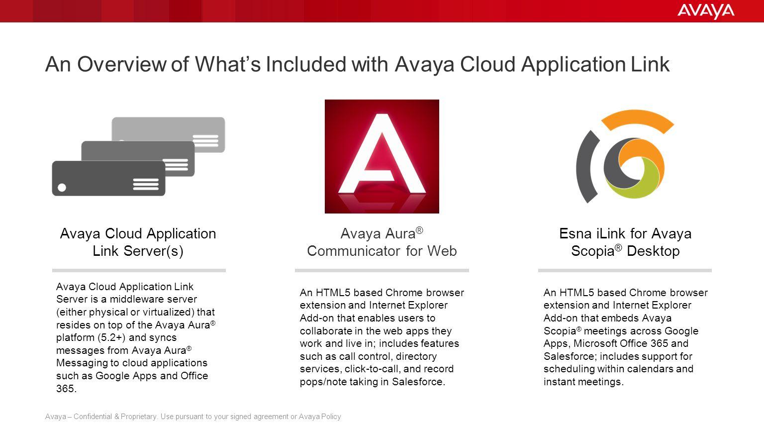 avaya cloud application link ppt download
