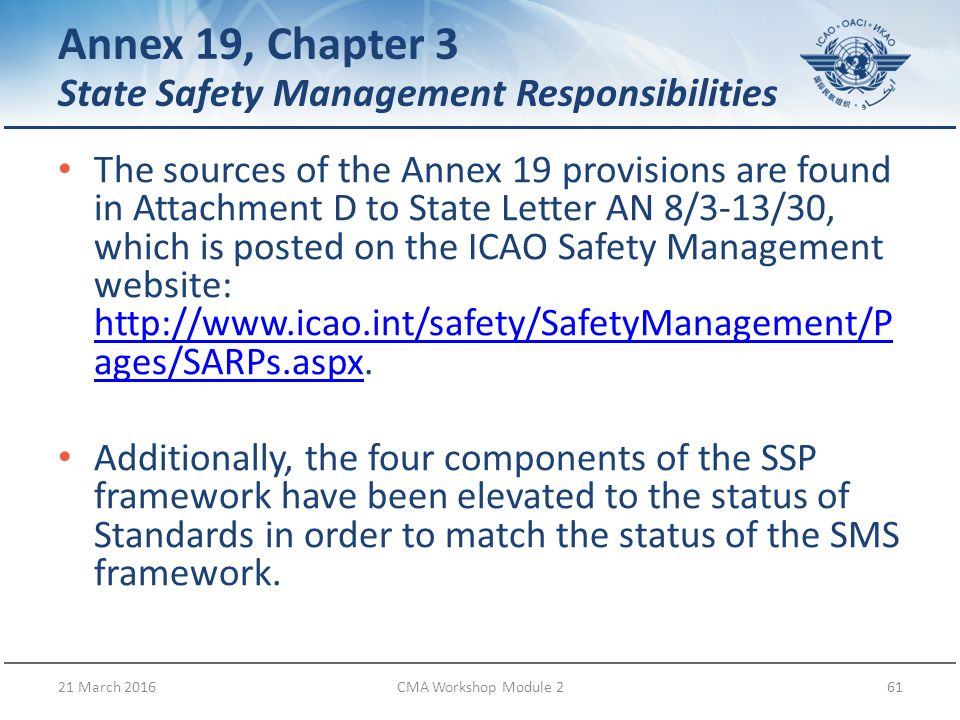 icao safety management system manual