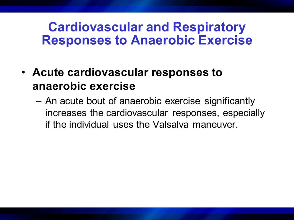 acute responses to excercise If you're going to get the desired training effect with your clients you have to know how the body reacts to training in this video we go through the physiologic.