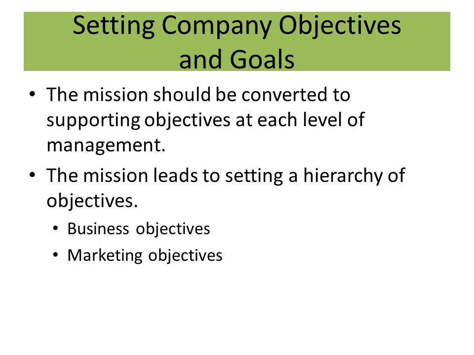 coordination of marketing objectives and strategies marketing essay Integrated marketing communication is the the process of coordinating all this   is goal directed, and it is aligned with an organization's marketing strategy.