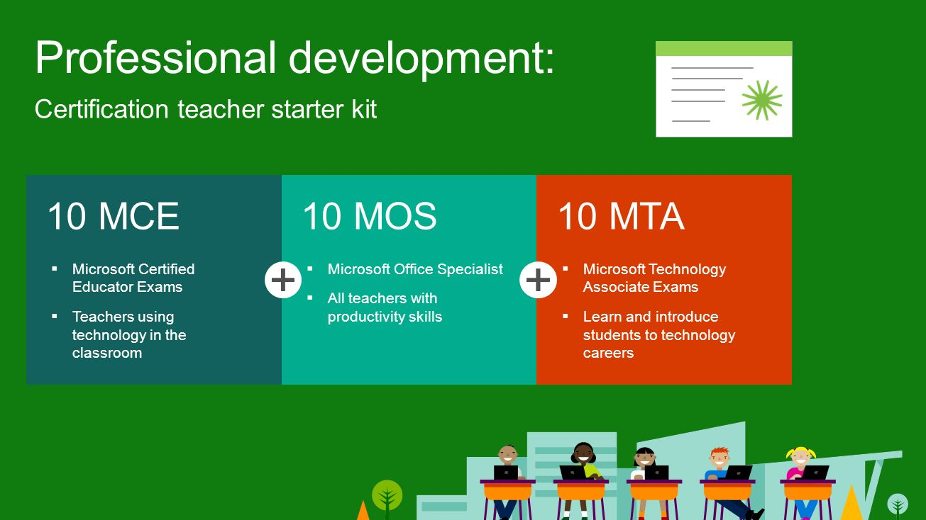 microsoft certified trainer instructional skills certification mct isc