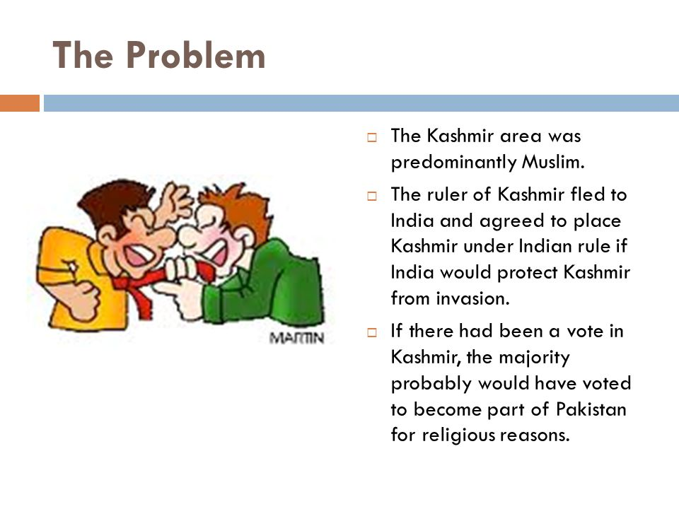 an overview of the conflict over kashmir Religion as a factor in ethnic conflict: kashmir and indian foreign policy over kashmir, used to evaluate the role of religion and the explanatory power of the influences 20 conflict kashmir kashmir.