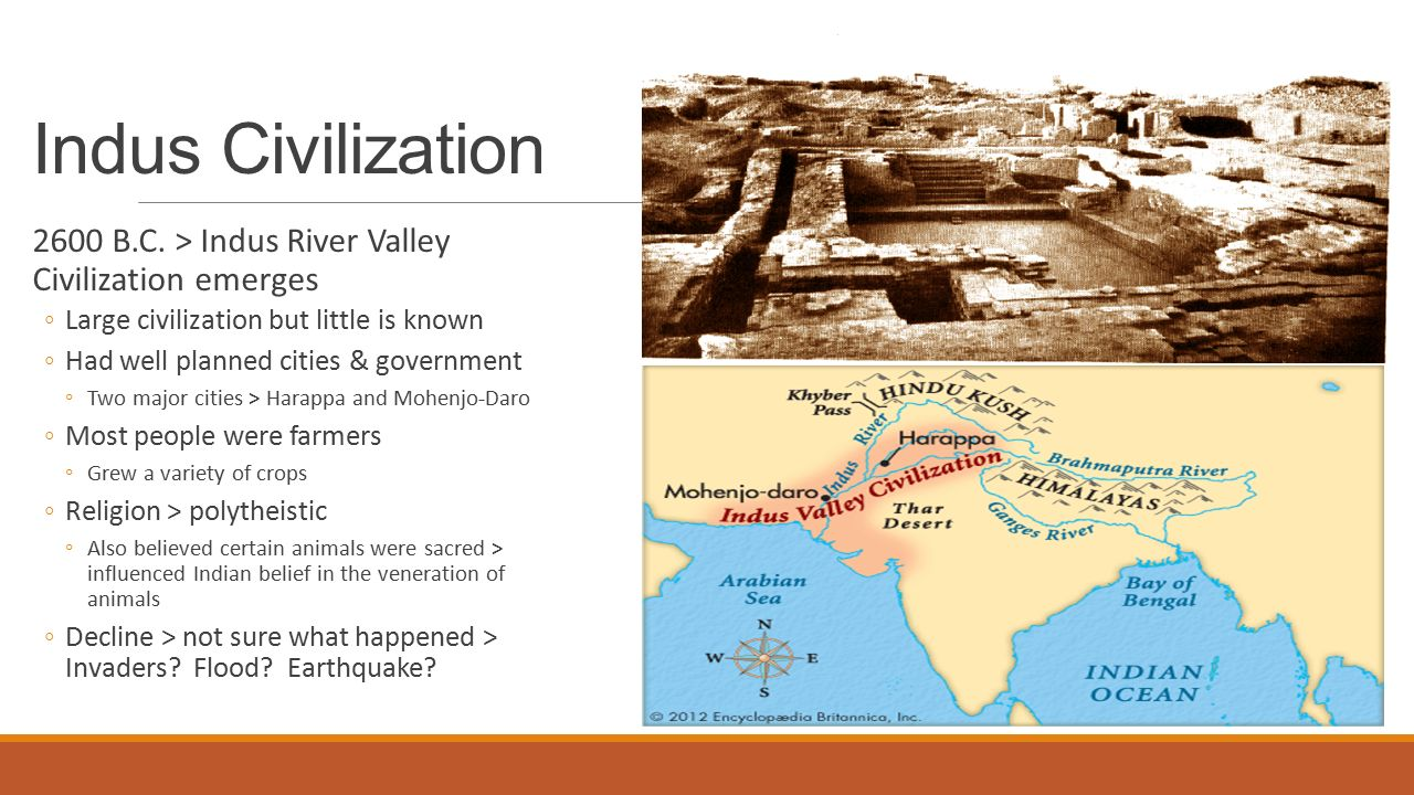 an overview of the indus civilization of ancient india Indus civilization: indus civilization indus civilization an overview of the indus civilization indus valley civilization ancient history encyclopedia.