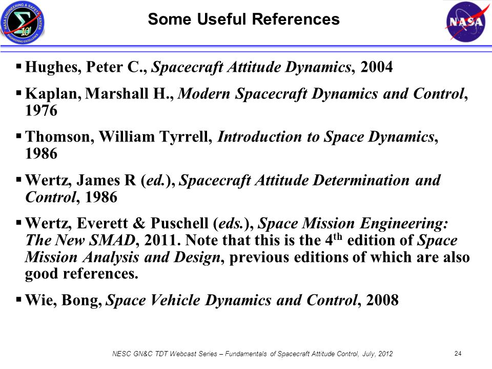 spacecraft dynamics and control sidi - photo #23