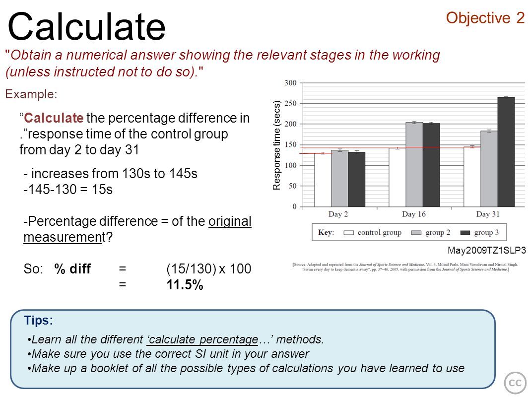 26 Calculate Objective Download How To Calculate Percentage How To Calculate  Percentage Difference