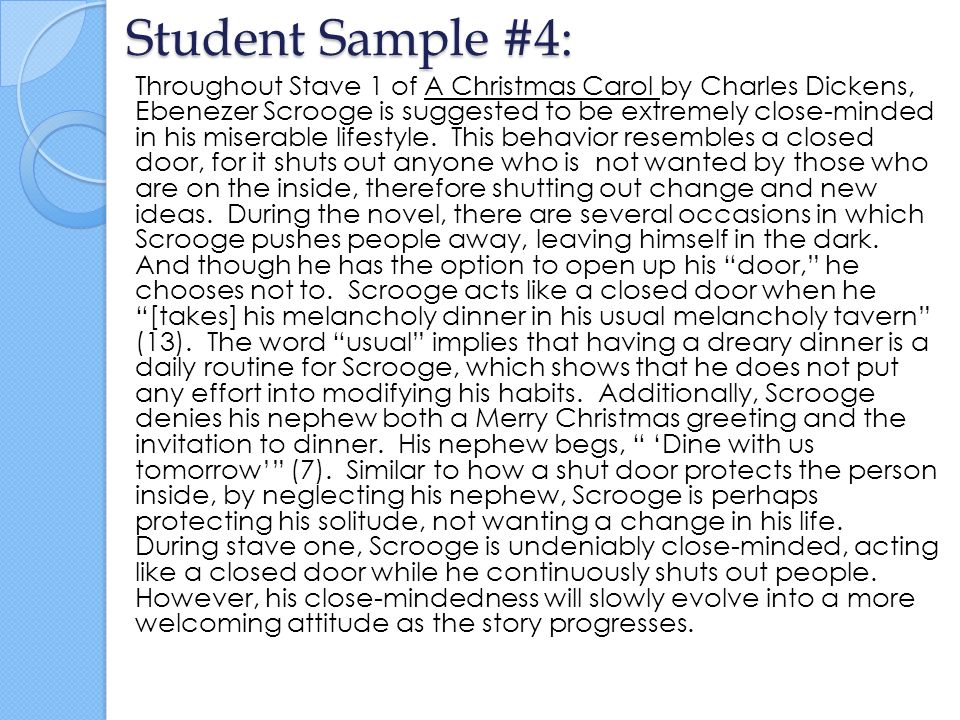 an analysis of the character scrooge in the novel the christmas carol by charles dickens Ebenezer scrooge is the focal character of charles dickens' 1843 novella, a christmas carol, and arguably both one of the most famous characters created by charles dickens and in english literature.