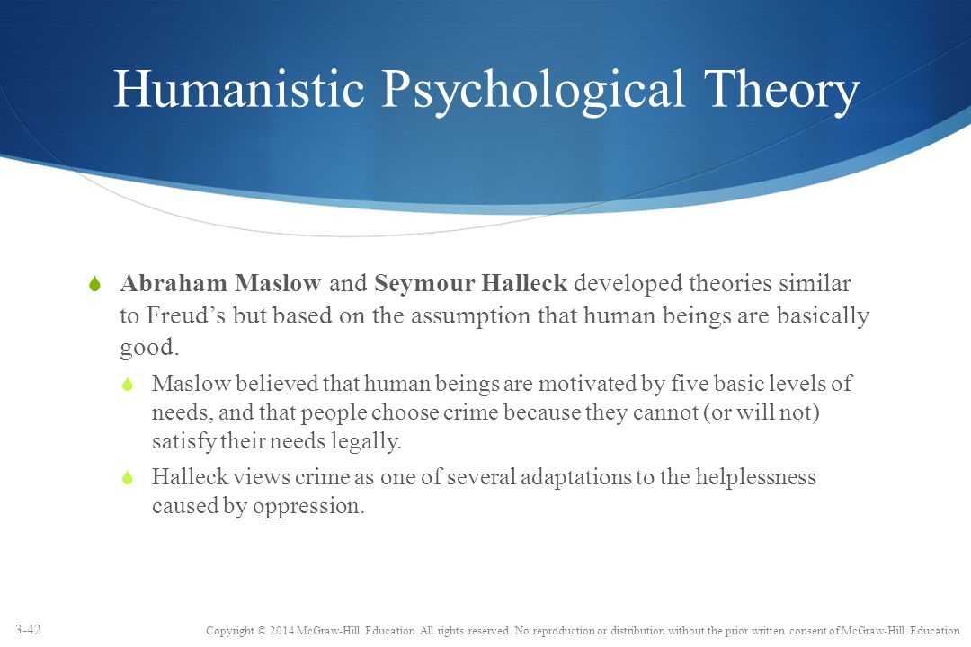personality theories according to several psychologists While many may suspect that people's personalities are fixed in childhood, new   and published recently in the journal of personality and social psychology ( vol  one of the major theories of personality asserts that personality traits are.
