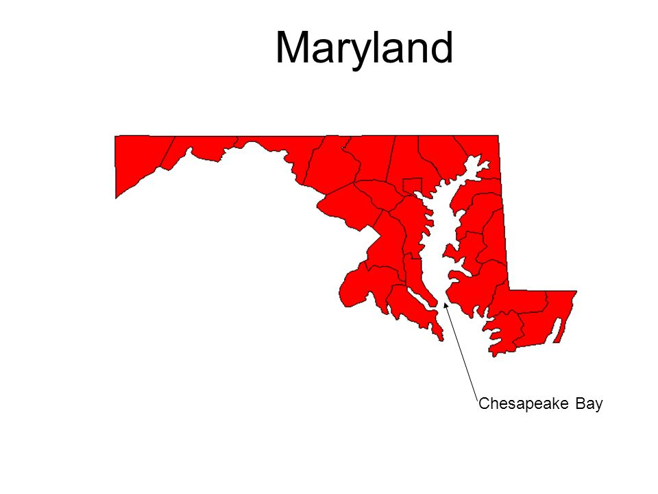 Maryland Chesapeake Bay