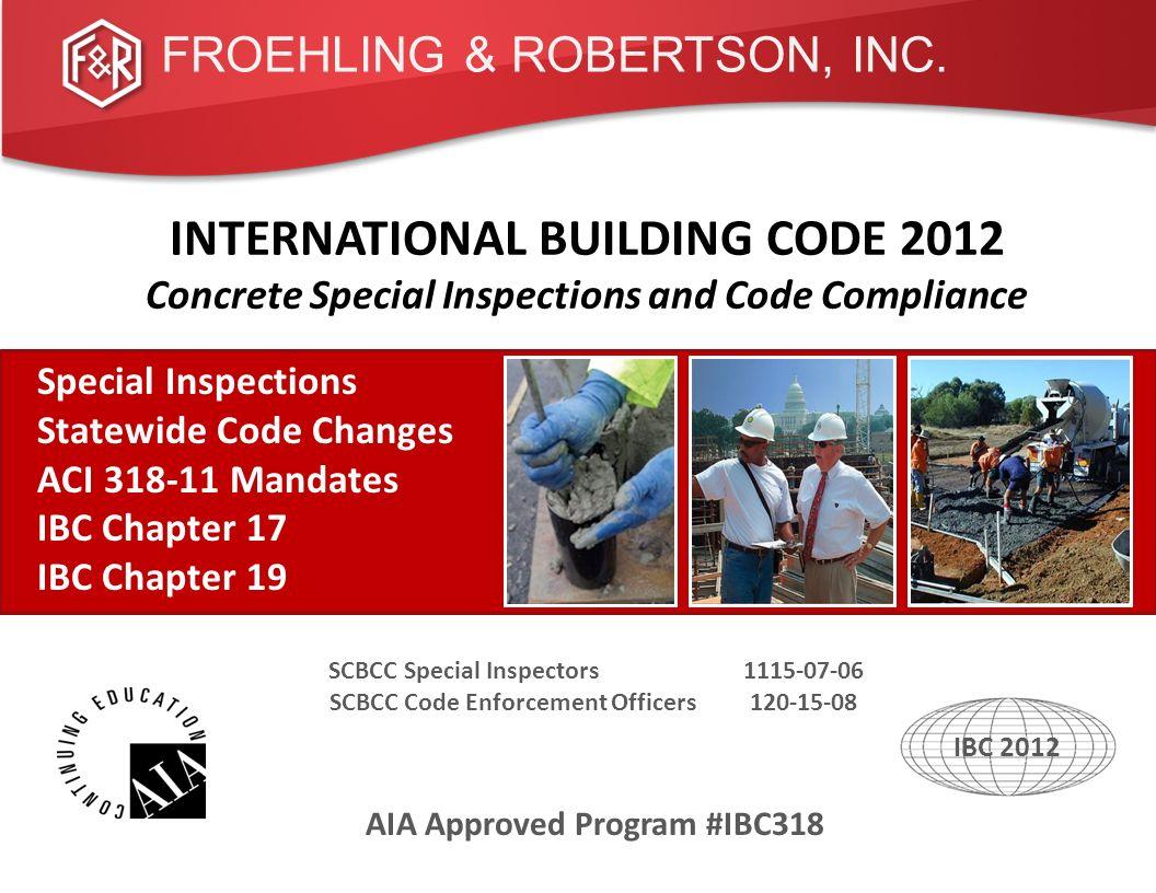 International Building Code Ppt Video Online Download
