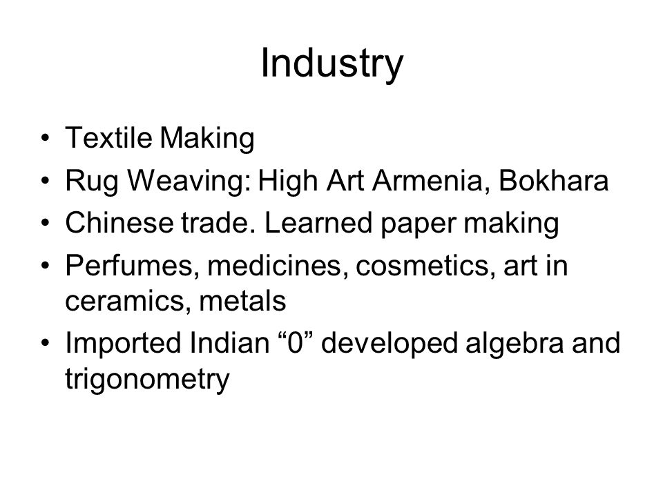 Industry Textile Making Rug Weaving: High Art Armenia, Bokhara